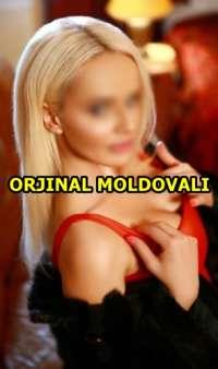 Moldovalı Sarışın Mersin Escort Daşa