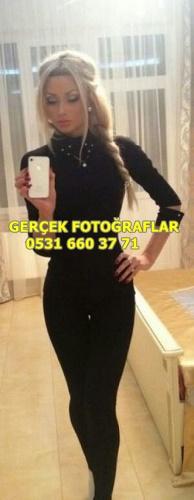 Rus Güzel Olga